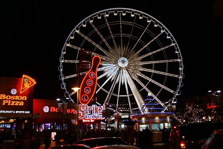 New Year's Eve 2012 – Niagara Falls