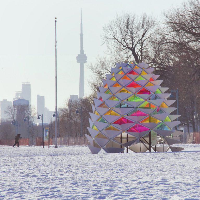 Toronto Beaches Warming Stations
