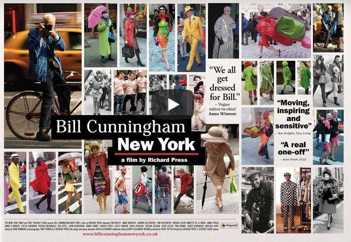 Doc Watch: Bill Cunningham New York