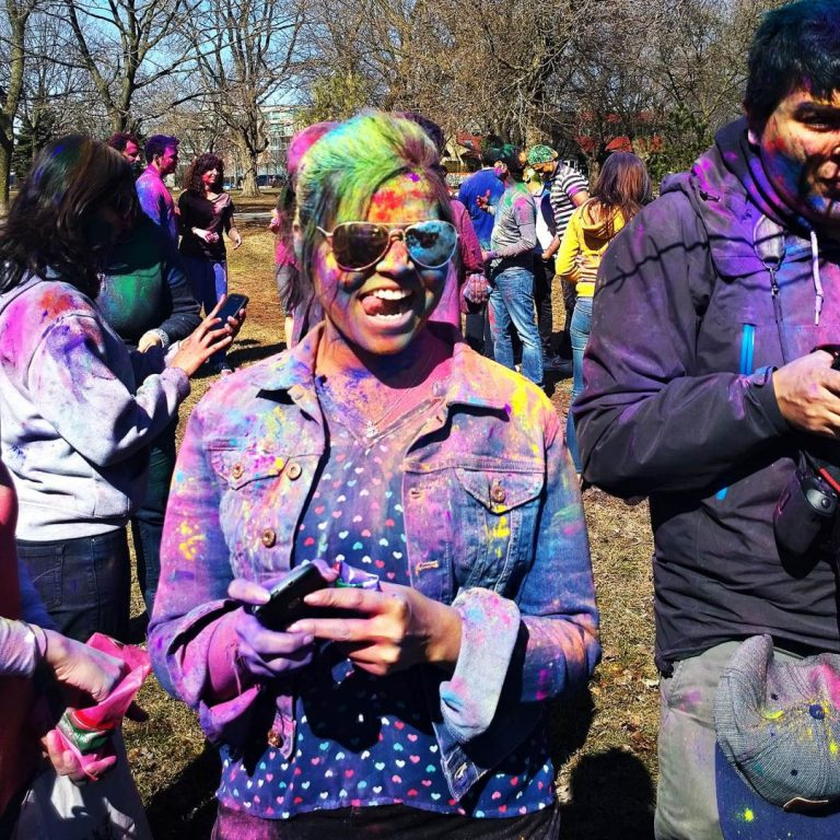 Holi Festival of Colours Toronto 2014